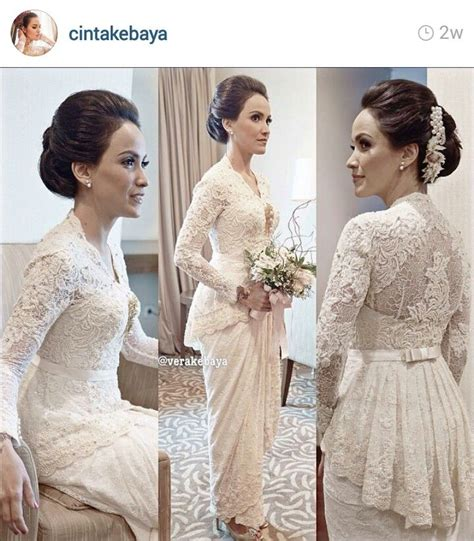 Ring Kebaya 310 best images about baju kurung moden kebaya on discover more ideas about lace