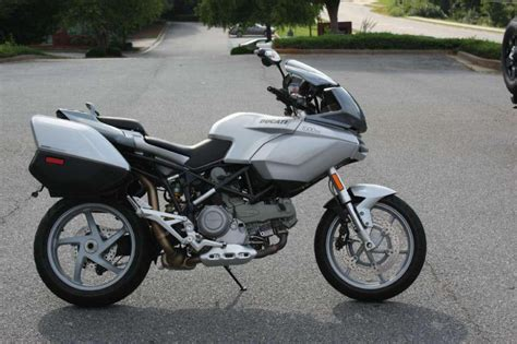 Most Comfortable Ducati by Buy 2004 Ducati Multistrada 1000ds Sport Touring On 2040 Motos