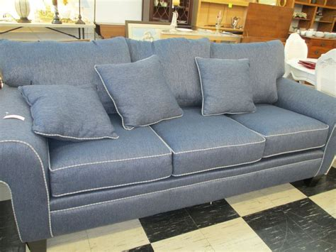 jeans couch denim couch sits pinterest
