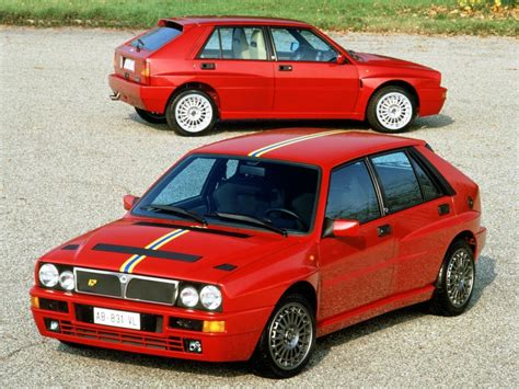 Lancia Integrale Parts Lancia Delta Integrale History Photos On Better Parts Ltd