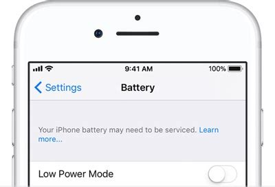 how to check your current iphone battery health right now