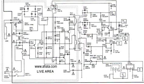 Ac Matic 20 Ere tv power supply ac matic electronic circuit diagram and