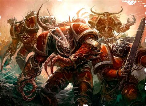 Kaos Dhet Metl Ar army selection are khorne daemonkin right for you talk