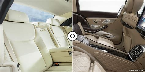 rolls royce ghost rear interior rolls royce ghost ii extended vs mercedes maybach s600