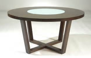 dining table small modern round dining table modern glass