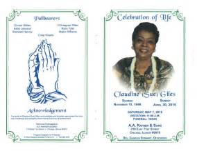 aa rayner funeral home chicago il claudine sue giles obituary aa rayner and sons funeral home