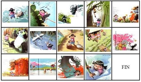 Images Sequenteilles Asie Fiches Chine Maternelle