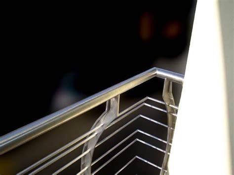 ringhiera da esterno bruno acciai ringhiera da esterno con sagomatura a pancia