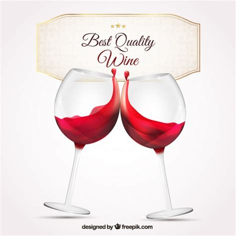 wine vector best quality wine vector free