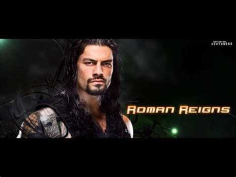 theme music bloodline 2017 roman reigns 6th new wwe custom heel theme song