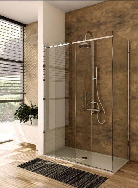 box doccia porta scorrevole box doccia con porta scorrevole quot qubo quot