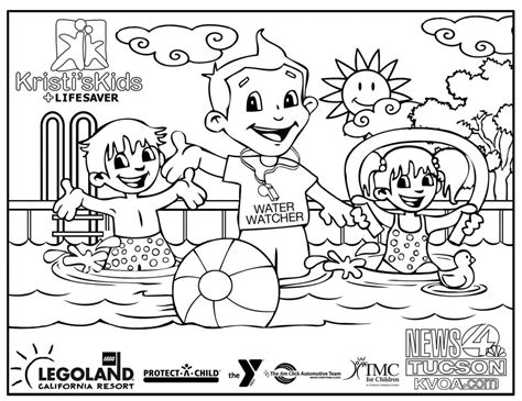 contest free colouring pages
