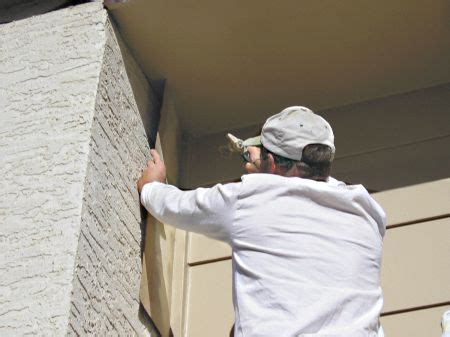 exterior spray painting  practical house painting guide