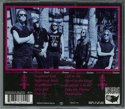 Helix Instinct Is A Virtue Grey M hr hm 輸入オリジナル盤 廃盤ハンターの猟盤日記 hypocrisy penetralia