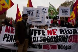 permesso di soggiorno europeo per una giornata di mobilitazione dei migranti