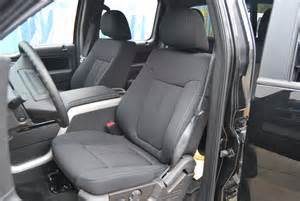 ford f 150 2009 2012 leather like custom seat cover ebay