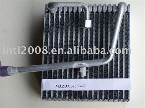 auto evaporaotor for mazd 323 1997 1999 auto evaporator