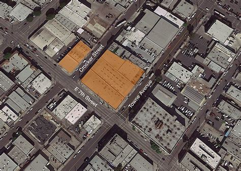 Upholstery Fabric Downtown Los Angeles by Downtown Industrial Site Sold For 10 6 Million Los