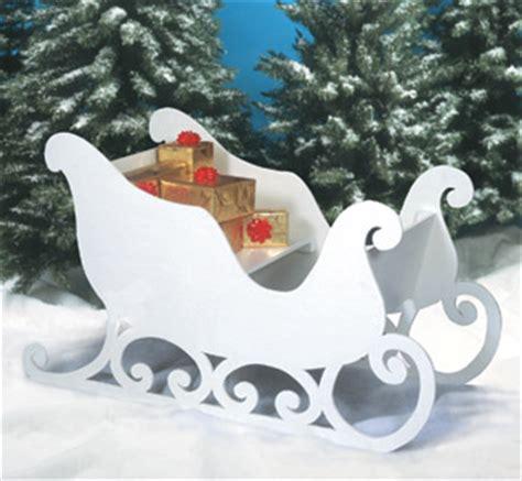 winfield collection santas sleigh pattern