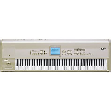 88 key keyboard studio desk korg triton studio 88 key workstation keyboard music123