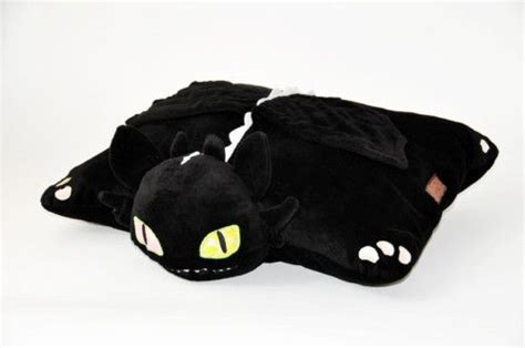 night fury toothless pillow pets plush  dragon
