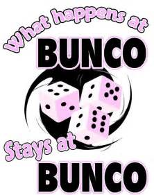 Bunco Clipart Free bunco bunco