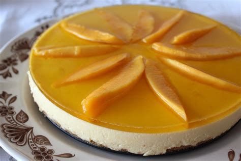 mango recipe no bake mango cheesecake recipe without gelatin