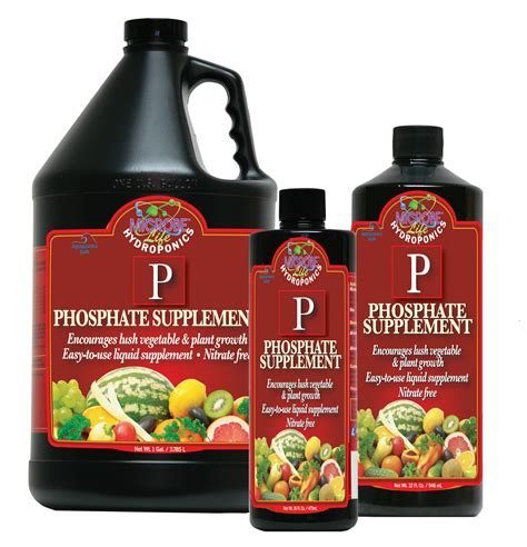 l supplement in i 129 microbe hydroponics phosphate supplement