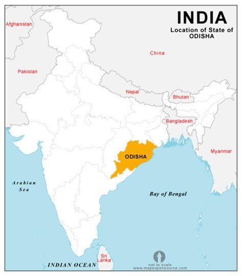 Odisha Map Outline by Free Odisha Maps Maps Of Odisha India State Of Odisha Maps India Maps Of Odisha State