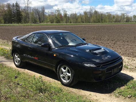 old car manuals online 1995 toyota celica parental controls 1992 toyota celica gt four carlos sainz edition for sale on bat auctions sold for 9 300 on