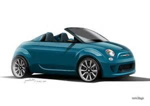 Fiat 500 Concept New 2013 Fiat 500 Bellavista Concept Study Garage Car