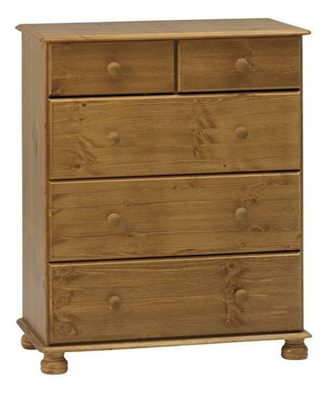 new richmond pine 2 3 chest of drawers