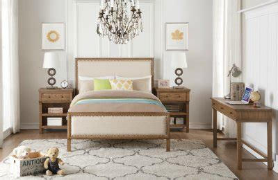 Bedroom Furniture Inverness Inverness Youth Bedroom 36090 In Reclaimed Oak By Acme