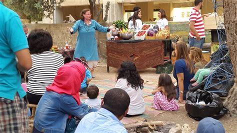 Story Teller stories smash borders jordianian storyteller challenges