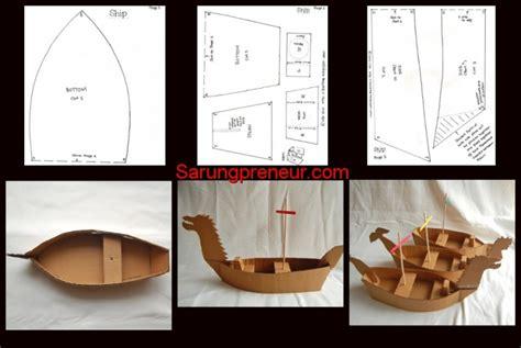 cara membuat mainan dari kertas kardus cara membuat kerajinan tangan dari barang bekas kardus