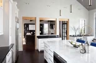 Black Mirrored Bathroom Cabinet by 20 White Quartz Countertops Inspire Your Kitchen Renovation