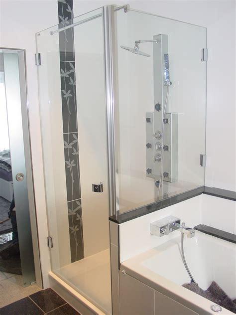 duschen in der badewanne glas duschen gl 228 serei gawlina in dorsten