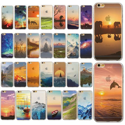 Ultrathin Mirror Iphone 5 5g 5s Softcase Soft Tpu Ultra Thin cases skin for apple iphone 5 5s 5g ultra thin soft tpu moblie phone mountains painted colorful
