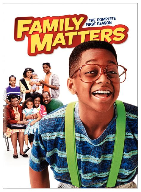 family matters dvd review family matters the complete season