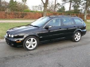 Used Jaguar Estate Used Jaguar X Type 2009 Black Colour Diesel 2 2d Sovereign