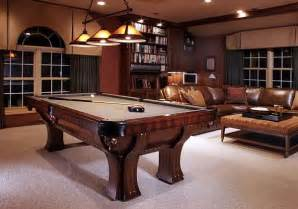 Billiard Room Decor Inspiring Rooms Decorating Ideas