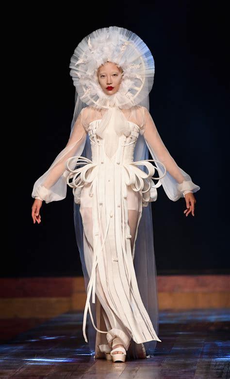 5 At Jean Paul Gaultier Fashion Show by Soo Joo Park In Jean Paul Gaultier Runway