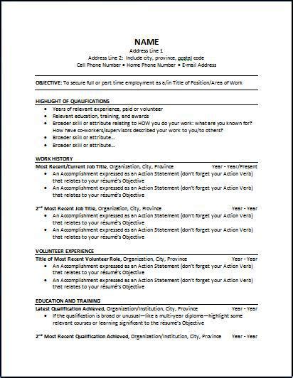 Chronological resume sample medical assistant