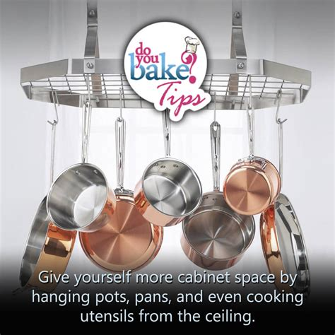 hang pots from ceiling hang pots and pans from the ceiling do you bake