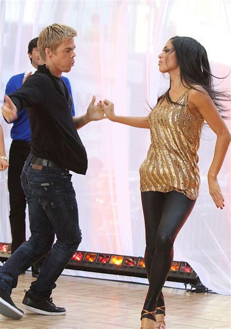Nicoles On Morning America by Scherzinger Tight At Morning America