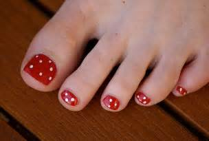 easy toe nail art designs images