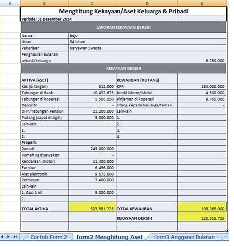 Membuat Laporan Cerpen | yuk membuat laporan kekayaan sendiri oleh pical gadi