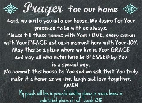 prayer for buying a house how to bless a room with a prayer bless the food before