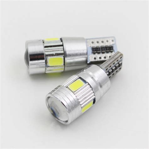 Lu Senja Led Projector T10 5630 5730 10 Mata 12v 5w Warna Putih 1 auto diode promotion shop for promotional auto diode on aliexpress
