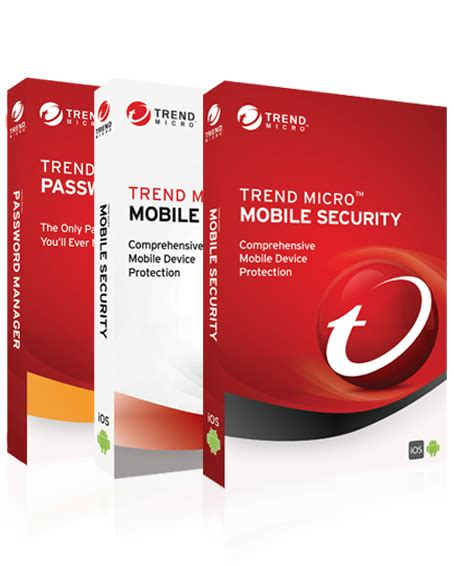 mobile security products trend micro mobile security for android